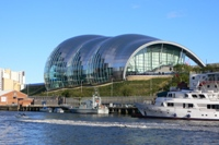 The Sage Gateshead Gateshead Quays NE8 2JR