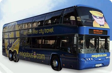 MegaBus Neville Street Newcastle upon Tyne NE1 5DH