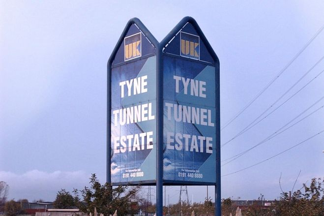 Tyne Tunnel Trading Estate North Shields NE29