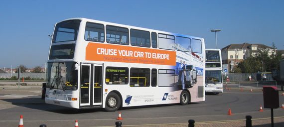 Port of Tyne International Passenger Terminal NE29 6EG Bus