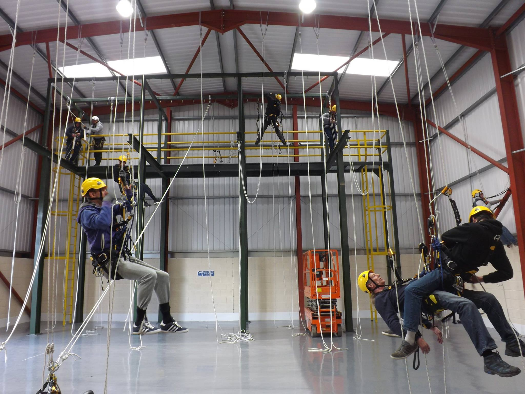 Wescott Coatings And Training Services Jarrow NE32 3UP Qualified Rope Access Technician